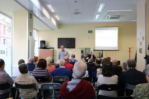 Conferencia BioBanco Vasco 2018