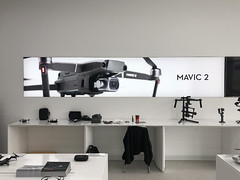 Lightbox for DJI Shop Canada
