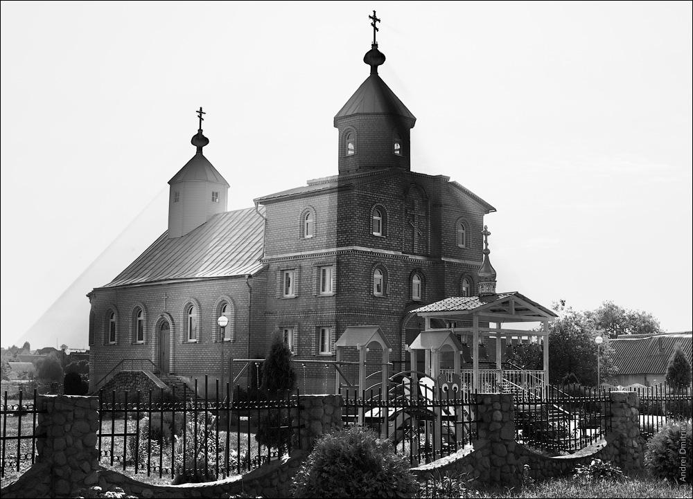 Островец, Беларусь, Церковь св. Петра и Павла