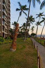Kaanapali Strandspaziergang Maui, Hawaii