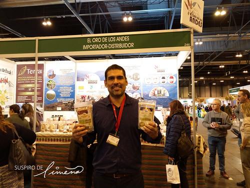 Fernando Salcines. El oro de los Andes