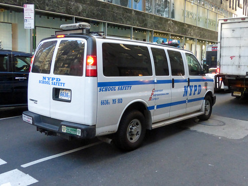 NYPD MS SSD 6636