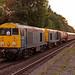 Class 20s - 20096 & 20107 (20905 & 20107 Leading)