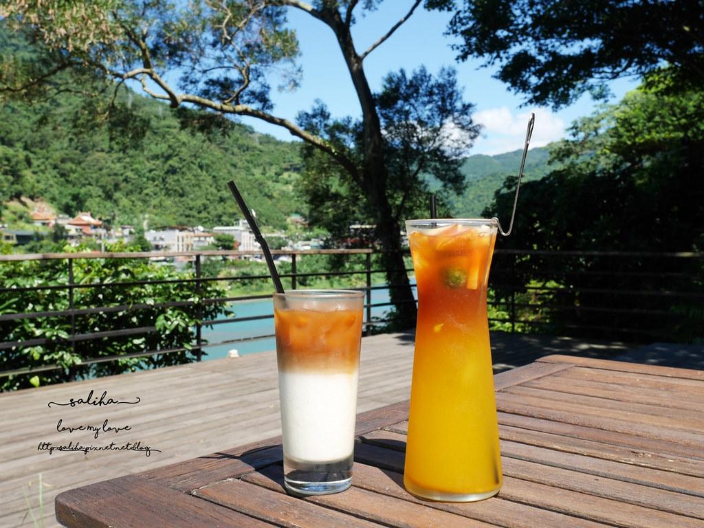 烏來一日遊景點行程La Villa Wulai景觀咖啡下午茶鬆餅 (1)