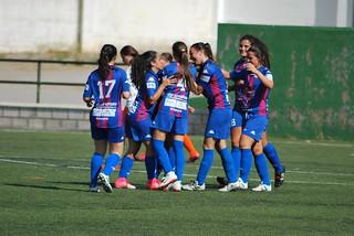 Extremadura 4-0 Luís de Camoens