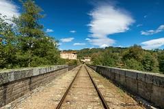 spoorlijn Tours-sur-Meymont - Photo of Cunlhat