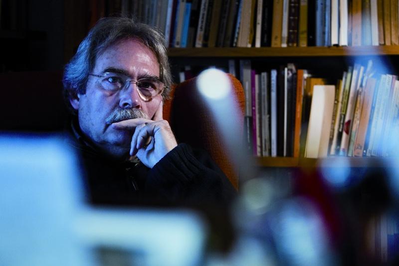 A szerző: Jaume Cabré (fotó © Pere Virgili)
