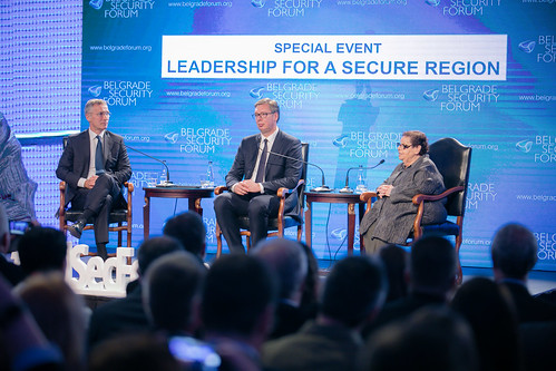 BSF 2018 Special Event: Leadership for a Secure Region