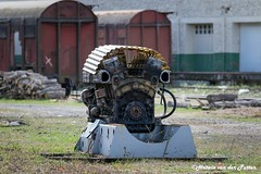 Engine - Photo of Cunlhat