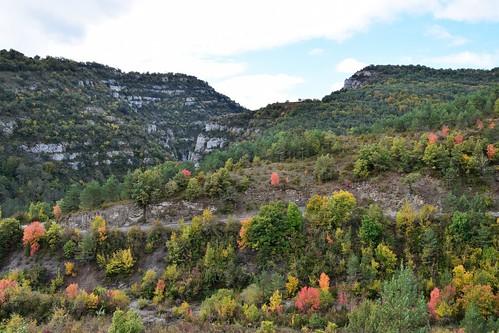 Valle de Ansó (Aragón, España, 12-10-2018)