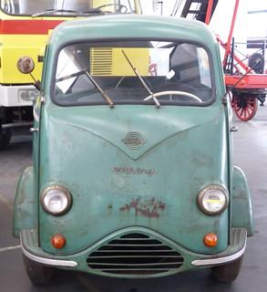 Tempo Wiking B2 1955 green v
