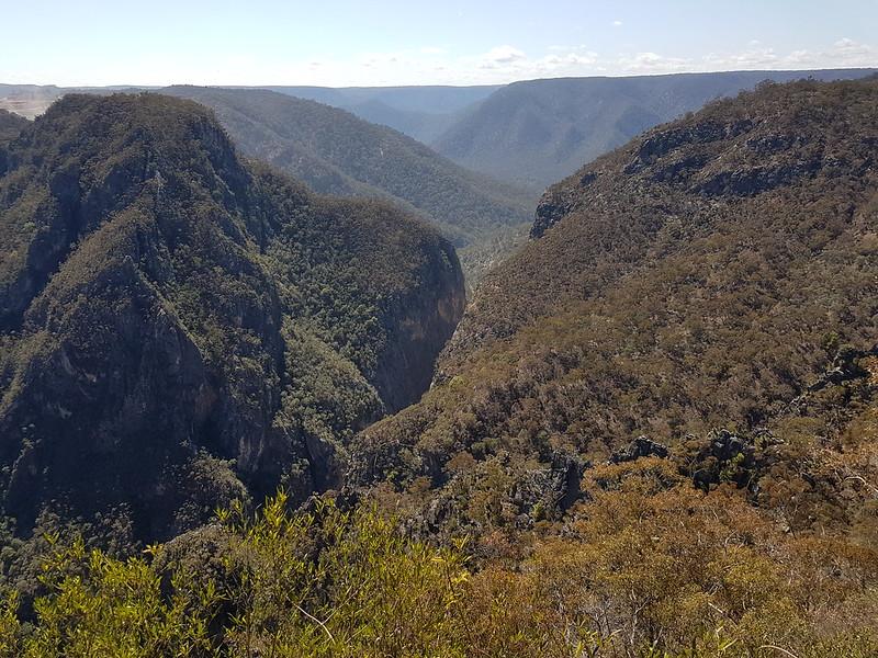 Slot Canyon view