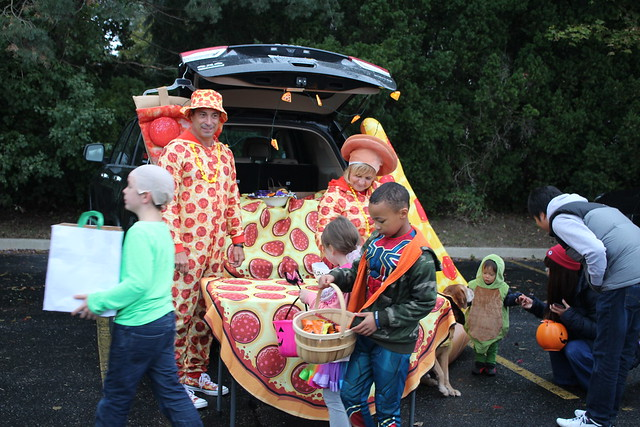 2018-10 Trunk-or-Treat