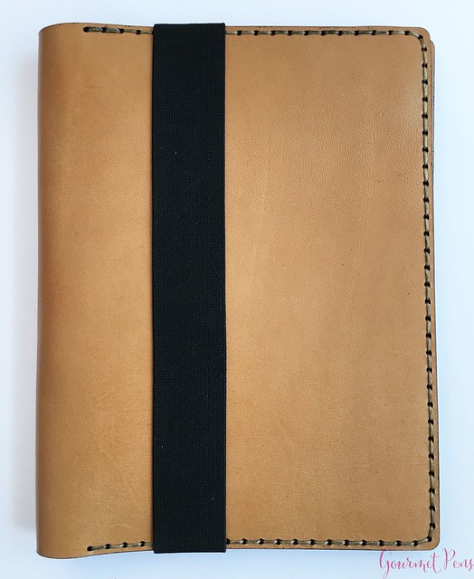 Galen Leather A5 Notebook Cover 6