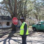 Porter and Peabody Street Asphalt Repair
