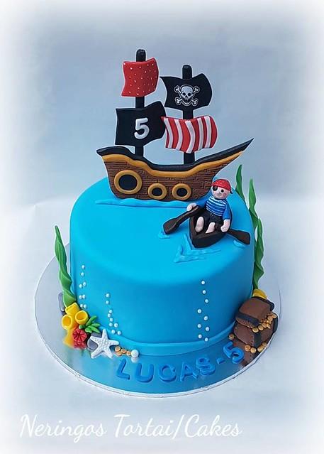 Cake by Neringos Tortai Cakes
