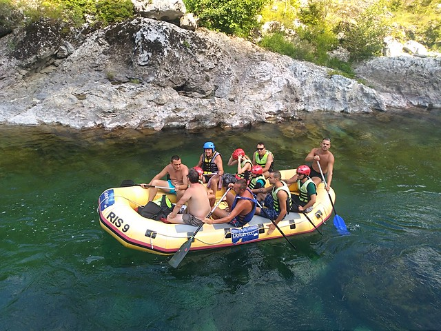 Rafting Neretva take your rafting tour