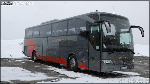 Mercedes-Benz Tourismo - Simperl
