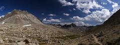 Mt. Agassiz and Bishop Pass