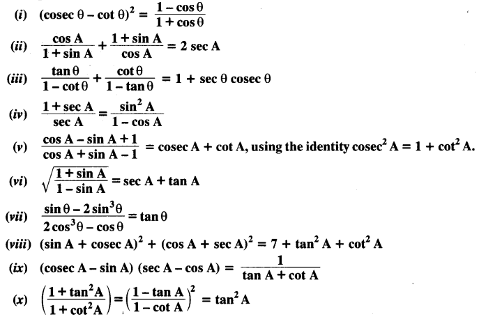 NCERT Solutions for Class 10 Maths Chapter 8 Introduction to Trigonometry Ex 8.4 Free PDF Download Q5
