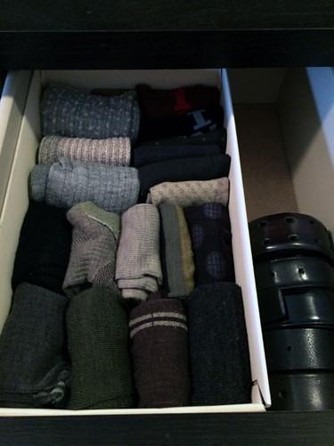 Tidied Socks