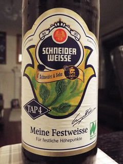 Schneider, Schneider Weisse Tap 4 Meine Festweisse, Germany