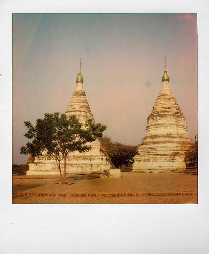 Old Bagan, Myanmar