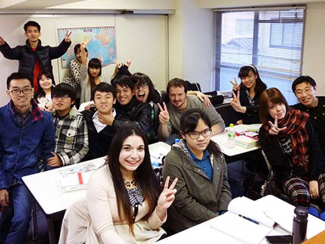Yoko - Du học Nhật Bản