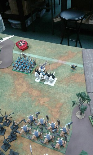 Turn 2 High Elves A | by bandlesstony