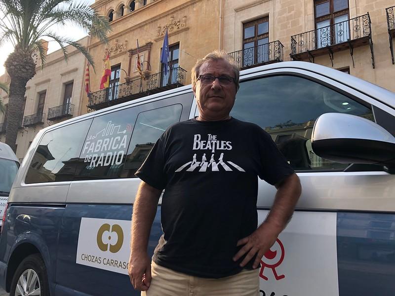 Julian Saez La Fabrica de Radio Paco Cremades Todo ira Bien Elche
