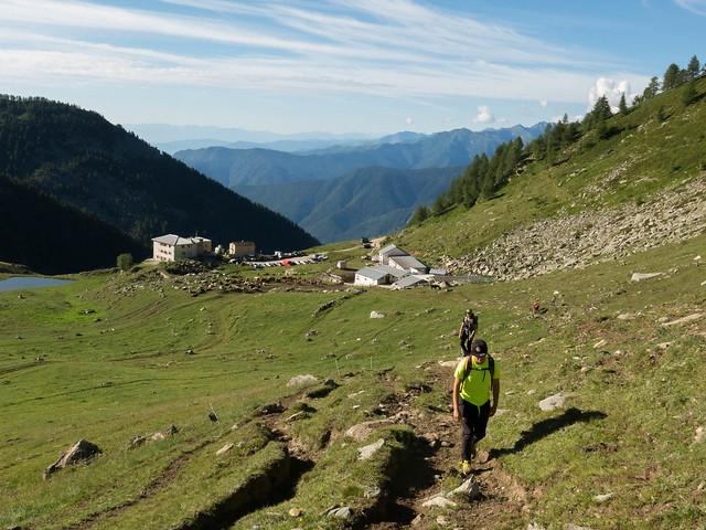 Cresta Dumontel (Orsiera - Val Chisone) - 22/07/2018