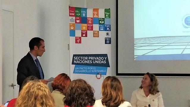 "Presentación Publicación ""ODS, año 3"""
