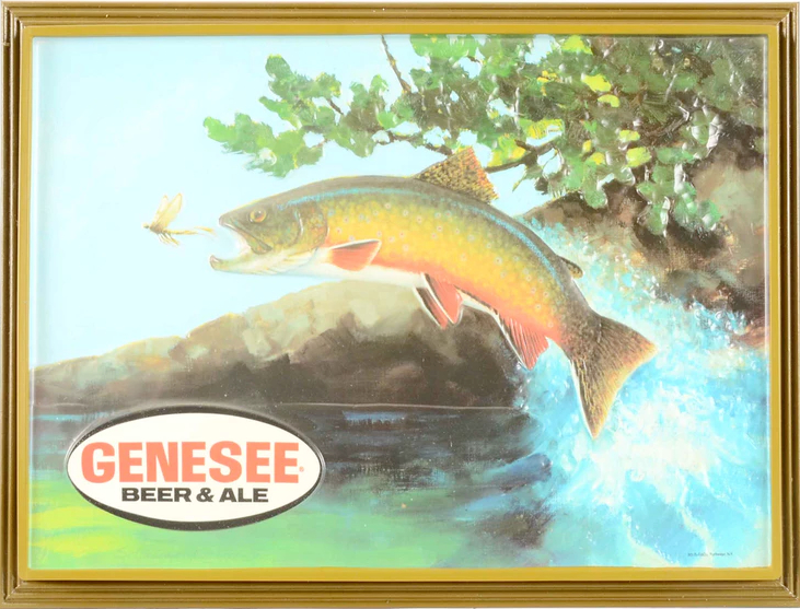 Genesee-trout