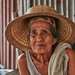 Bangkok – Elderly lady