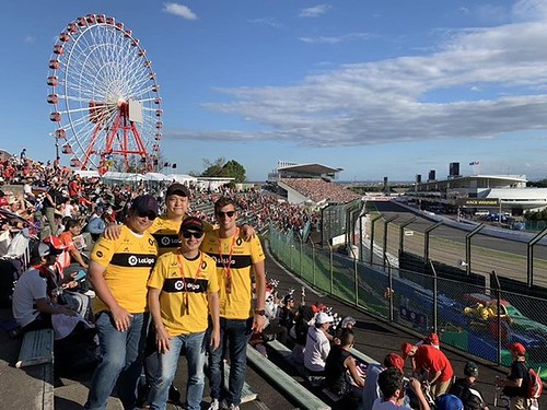 20181007 LaLiga x Formula1 x SpCCJ