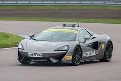 British GT Championship at Rockingham (Apr 2018)