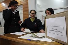 Elección miembros Colegio Electoral UCSC