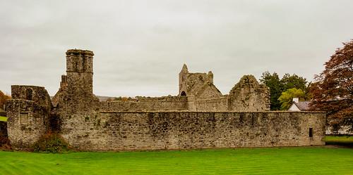 Boyle Abbey Ireland 9 October 2018