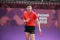 WANG Chuqin CHN_2018YOG_PRG_8809