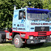 F625XWT 1989 Foden in the colours of Gerald G Newis.