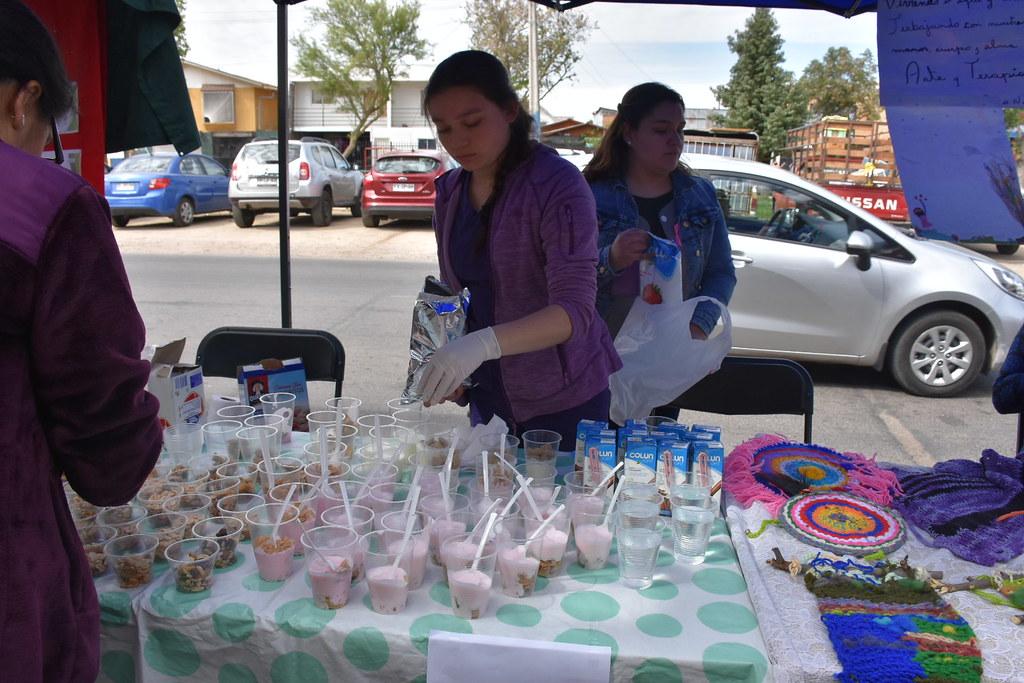 Día mundial Alimentación Cerro Navia