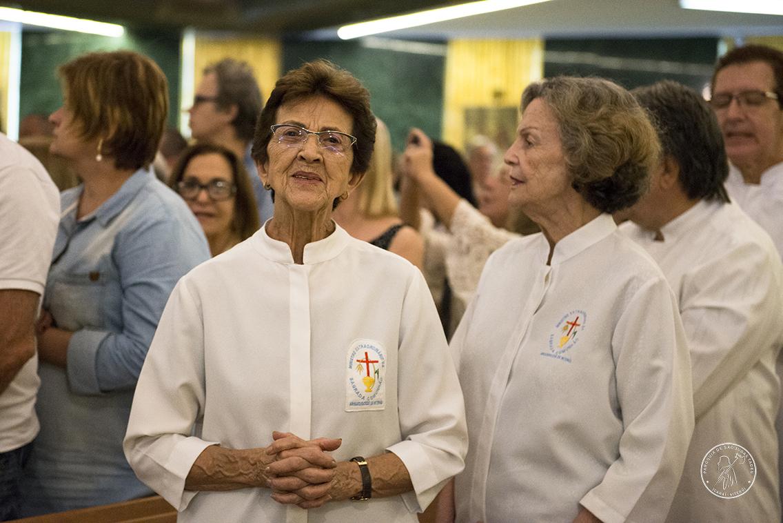22/10/2018 - 4º dia da Novena de São Judas Tadeu