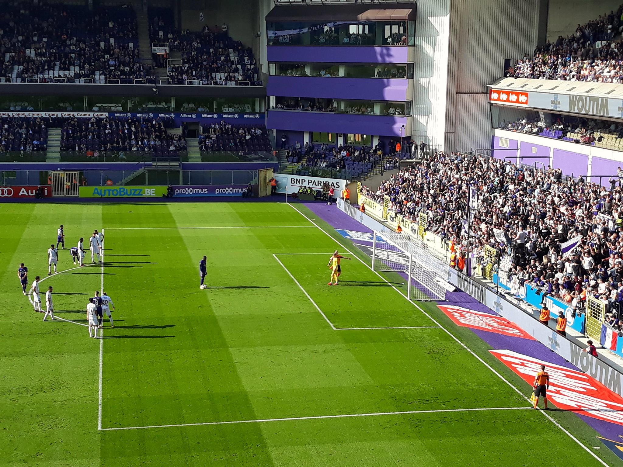 Penalti para Anderlecht