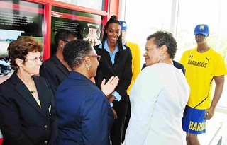 Governor General tours Barbados Olympic Association (4) | by barbadosgovernmentinformationservice