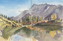 Autumn at Schwarzsee