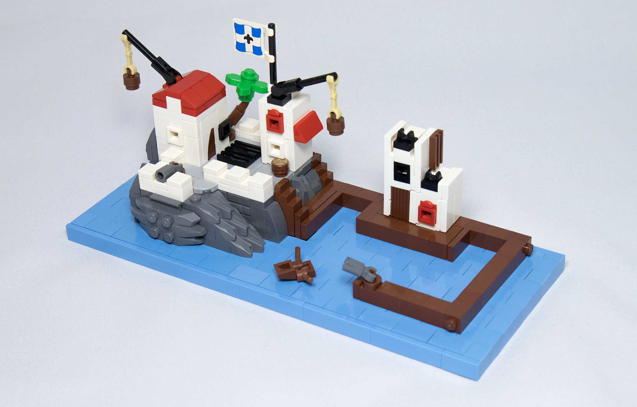 LEGO® MOC by Vitreolum: 6277 Imperial Trading Post Micro