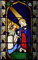 Annunciation (William Miller, 1850s)