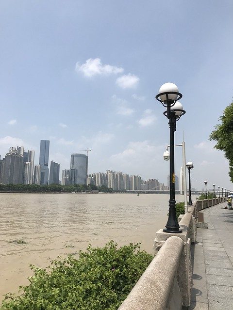Zhu Jiang River