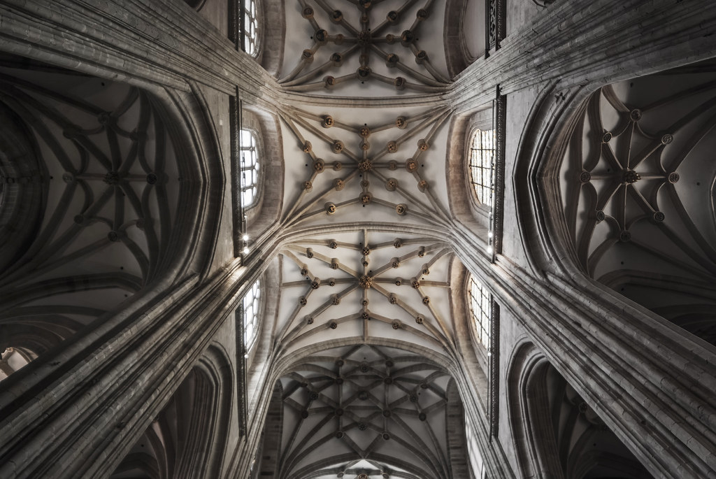 23.- &quot;Los pilares de la Tierra.<br /> &#40;Catedral de Astorga&#41;&quot; - japy