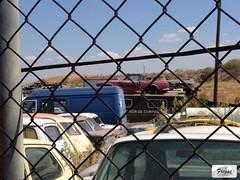 Lots of cars and vans - Spain